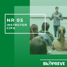 NR 05 – Instrutor de CIPA Comissão Interna de Prevenção de Acidentes