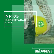 CURSO NR5 CIPA – COMISSÃO INTERNA DE PREVENÇÃO DE ACIDENTES