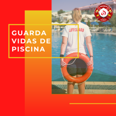 GUARDA VIDAS DE PISCINA