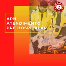 ATENDIMENTO PRÉ-HOSPITALAR – APH